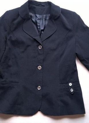 Школьный костюм (пиджак+юбка) для девочки