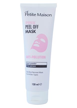 Очищающая маска-пленка для лица Petite Maison, 120 мл