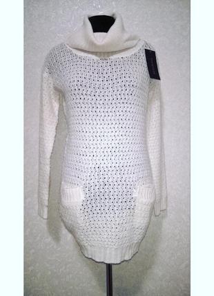 Удлиненный свитер reserved