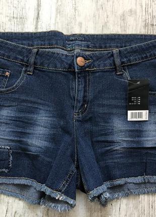 Новые джинсовые шорты esmara р.евро 44