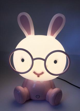 Детский светильник ночник кролик KS Lamp Rabbit