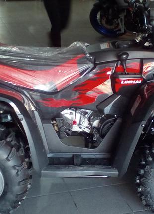 Квадроцикл Linhai-Yamaha Z180