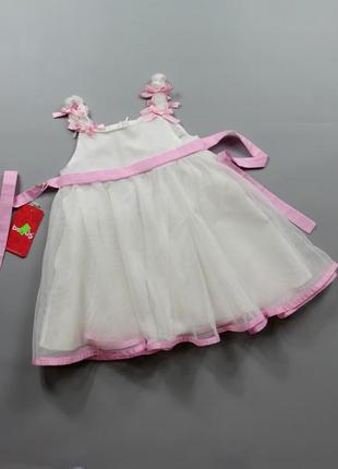 Сток платье на 1-2 года