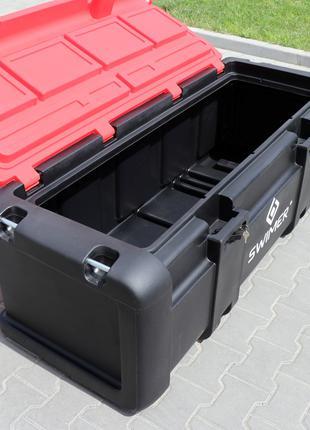 Универсальный мобильный контейнер кейс MobiBOXX 450 литров