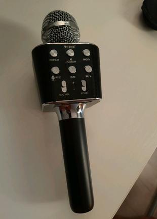 Продам микрофон - караоке Wster WS-1688