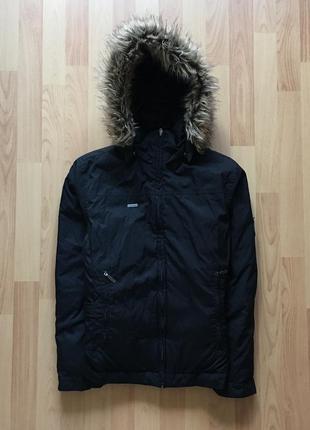 Жіноча зимока куртка Columbia женская зимняя