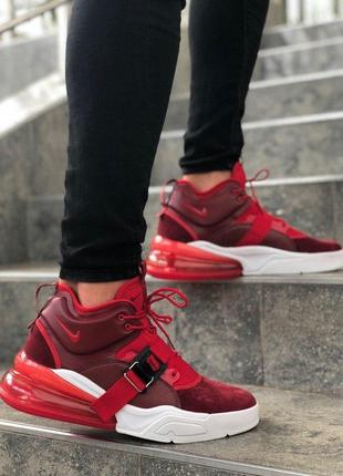 Кроссовки Nike Air Force 270 Red