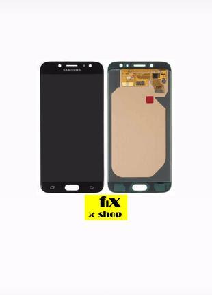 Дисплей Samsung J730 Galaxy J7 (2017) с сенсором (тачскрином)