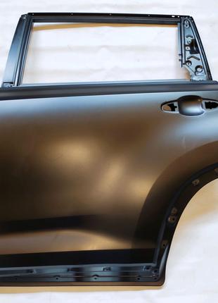 Зараняя дверь на Toyota Highlander 2015