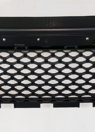 Нижняя решетка радиатора на Jeep Cherokee 2019 рестайлинг