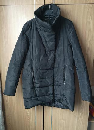 Демисезонное пальто оверсайз куртка для беременных