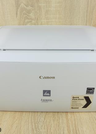 Canon LBP-6000 Почти новый принтер! Пробег 2078 страниц. Гарантия