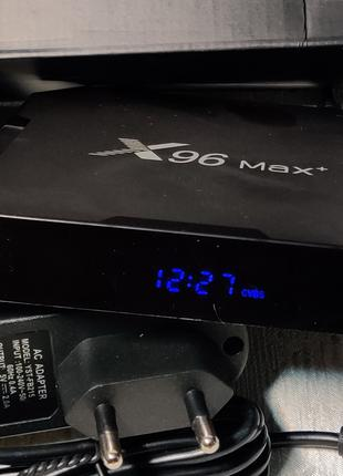 X96Max Plus 4/32Gb Amlogic S905X3 Andorid 9 TV BOX Tanix TX3, IE,