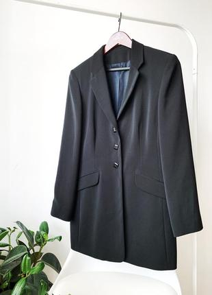 Подовжений піджак пальто