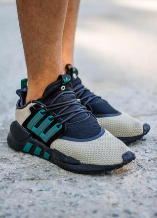 Adidas packer x eqt support стильные мужские кроссовки адидас ...