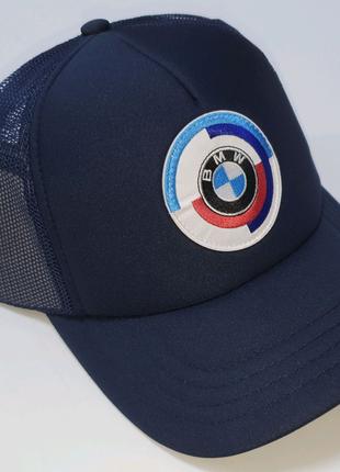 Новая оригинальная бейсболка кепка BMW подарок мужчине