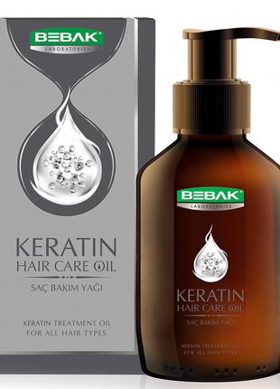 Масло для волос с кератином, 100 мл