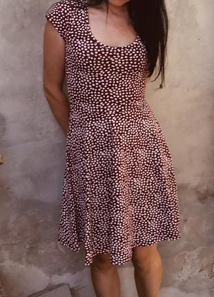 Плаття бордо