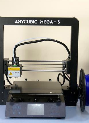 Anycubic i3 Mega S 3D принтер