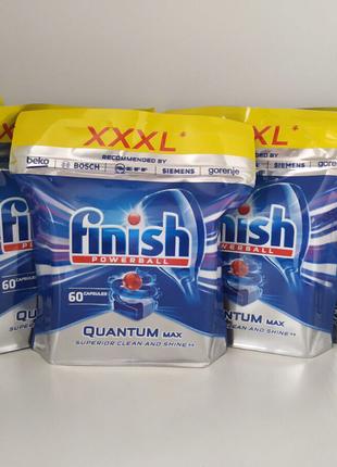 Finish Quantum Max(60)