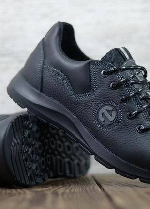 40-45. мужские кожаные кроссовки осенние туфли на шнурках