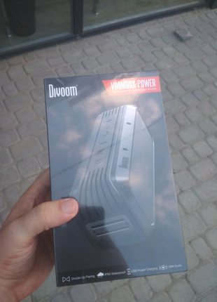 Divoom Voombox Power