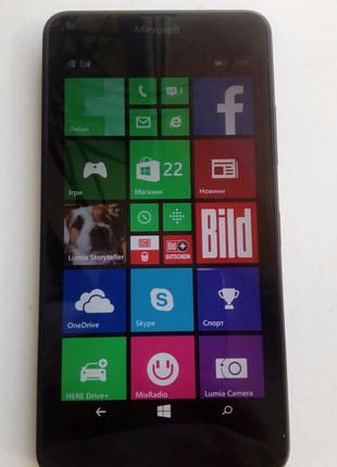Мобильный телефон Microsoft Lumia 640 (Nokia) RM-1072