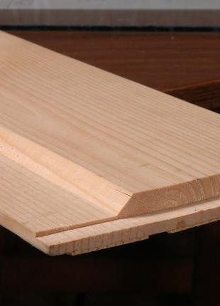 Деревянная вагонка ольха (ольховая) евро купить от производителя