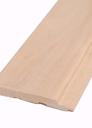 Деревянная вагонка осина (осиновая) евро купить от производителя