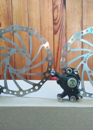 Велосипедные дисковые тормоза Artek
