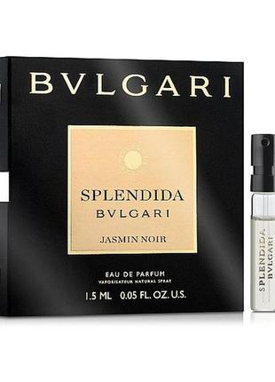 Bvlgari splendida jasmin noir женская парфюмированная вода (пр...
