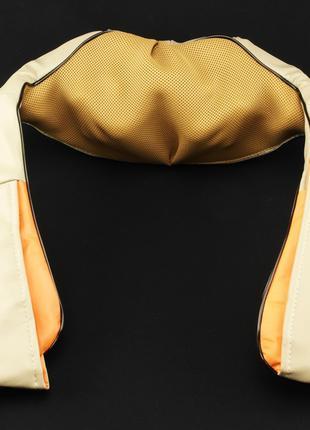 Массажер для шеи спины инфракрасный подушка массажная ног рук для