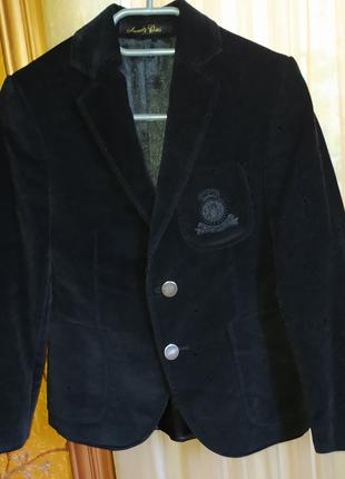 Пиджак стильный для мальчика известной турецкой марки LD CLASSIC.