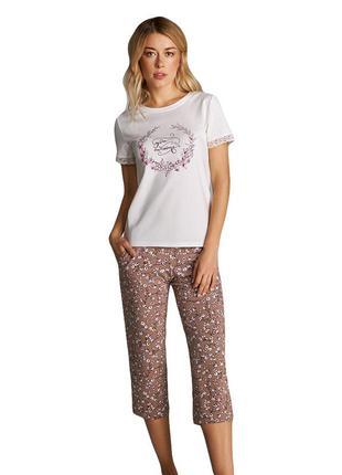 Женская пижама ellen. одежда для дома.
