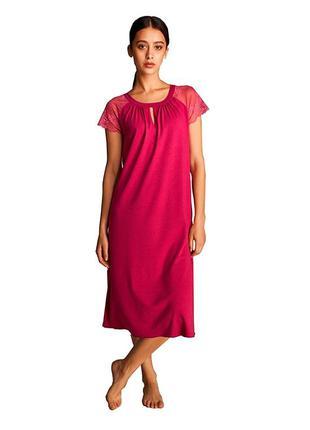 Женская сорочка ellen. одежда для дома. одежда для сна.