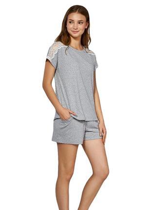 Пижама женская ellen. одежда для дома. женская одежда.