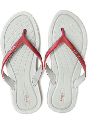 Женские пляжные сланцы legs. l0001 sport