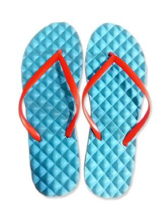 Женские пляжные сланцы legs. l0003 massage