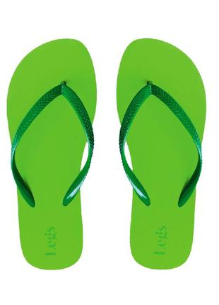 Женские пляжные сланцы legs. l3004 bubble gum