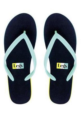 Женские пляжные сланцы legs. l3002 easy
