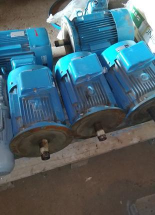 Электродвигатель vem y11r 132 M8-4 LF 1.8 квт-6.5 квт  750-1500 о