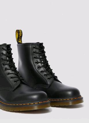 Черевики Dr. Martens SMOOTH leather original чорні в Україні!
