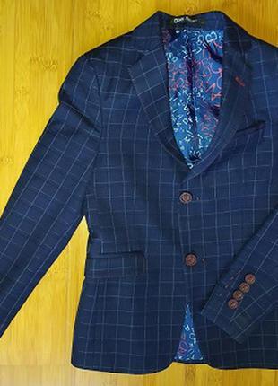 Пиджак стильный для мальчика известной турецкой марки Doni Ricce,