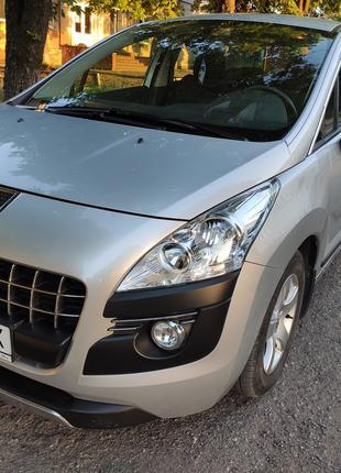 Peugeot 3008 Novaya