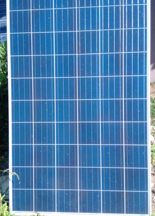 Солнечная панель 265w.12v