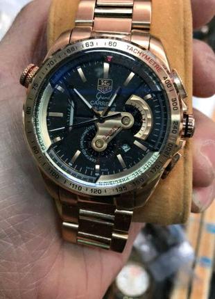 Наручные часы TAG Heuer Grand Carrera Модель 2033-0041