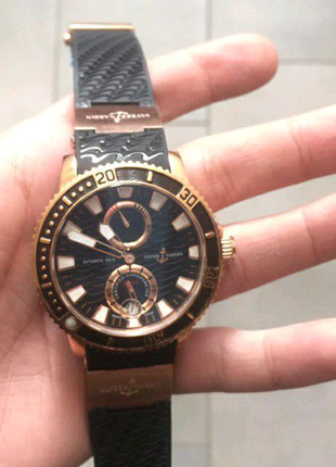 Наручные часы Ulysse Nardin Automatic  Модель 2036-0053