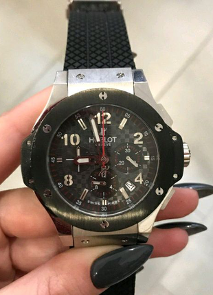 Наручные часы Hublot Chronograph Ceramica  Модель 1012-0375