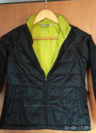 Легкая демисезонная куртка Pepperts для девочки 140-146см с чехло