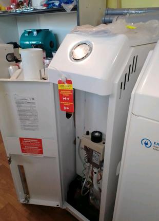 Котел газовий димоходний АТЕМ 10.9 кВт